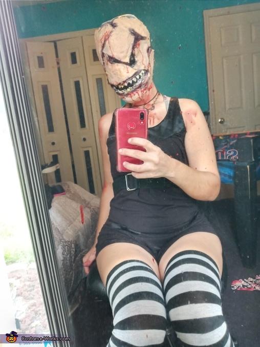 Faceless Costume