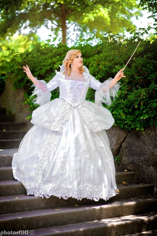 Bippity Boppity Boo!, Fairy Godmother Costume