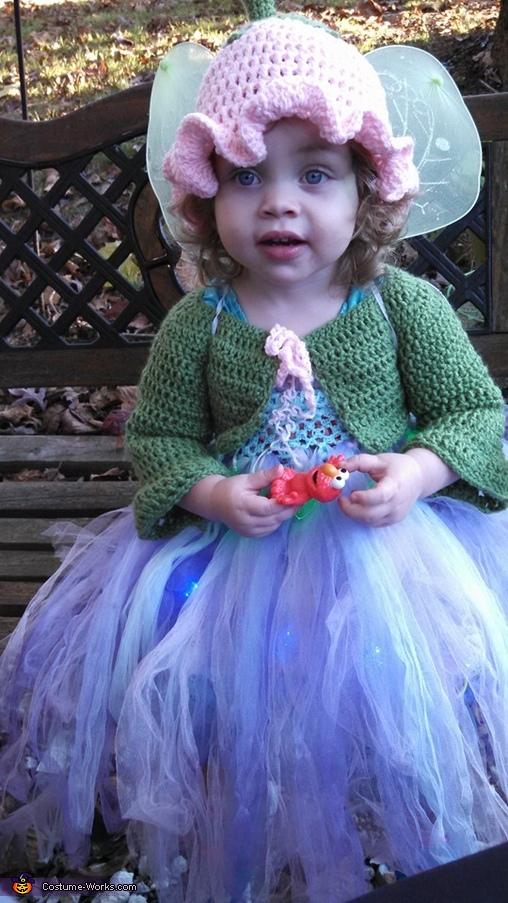 Fairy Princess Homemade Costume