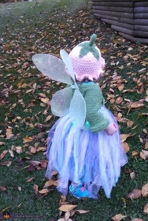 DIY Fairy Princess Costume