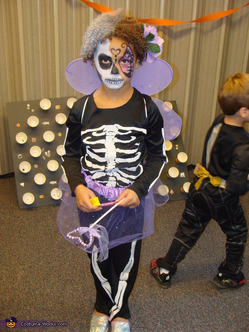 Kiana fairy skeleton, Fairy Skeleton Babies Costume