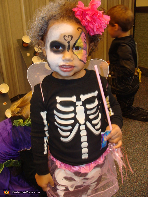 Elena fairy skeleton, Fairy Skeleton Babies Costume