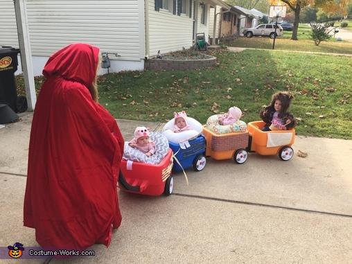 The Fairy Tale Family, Fairy Tale Family Costume