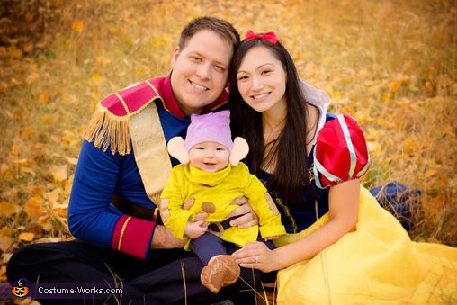 Fairy Tale Family Costume