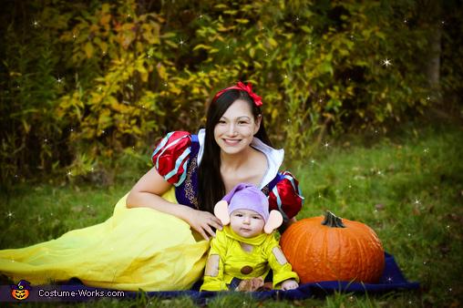 Fairy Tale Family Homemade Costume