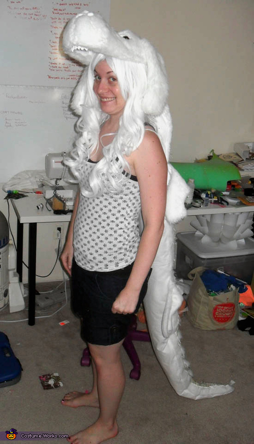 Falcor the Luck Dragon Costume