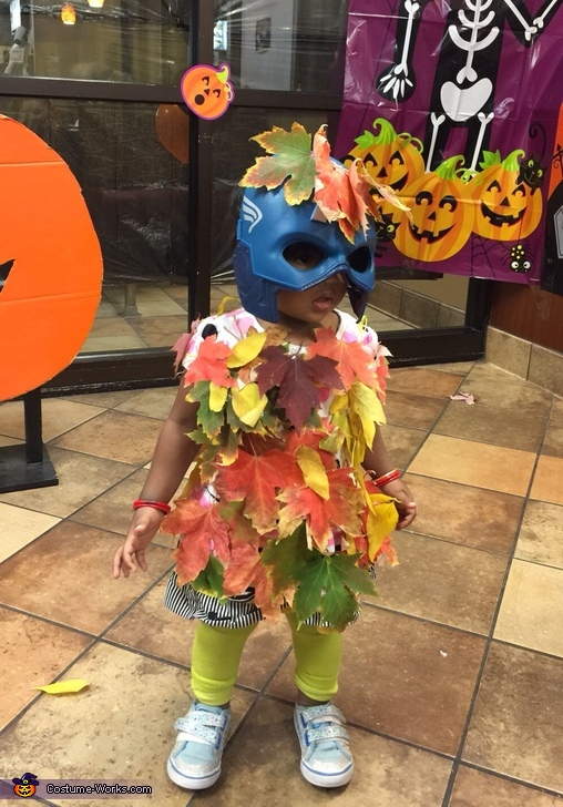 Fall Leaf Costume