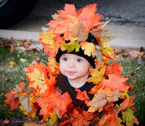 Fall Tree Baby Costume
