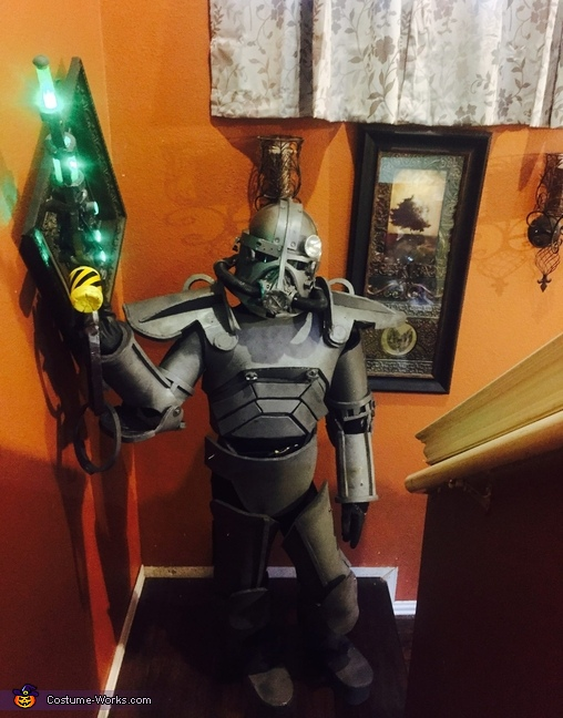 Fallout 3 Power Armor Costume