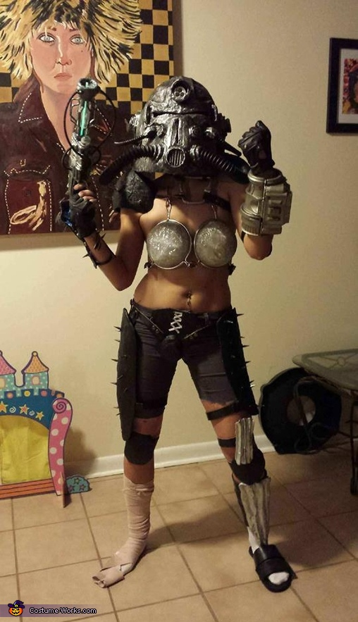 Fallout Forever Costume