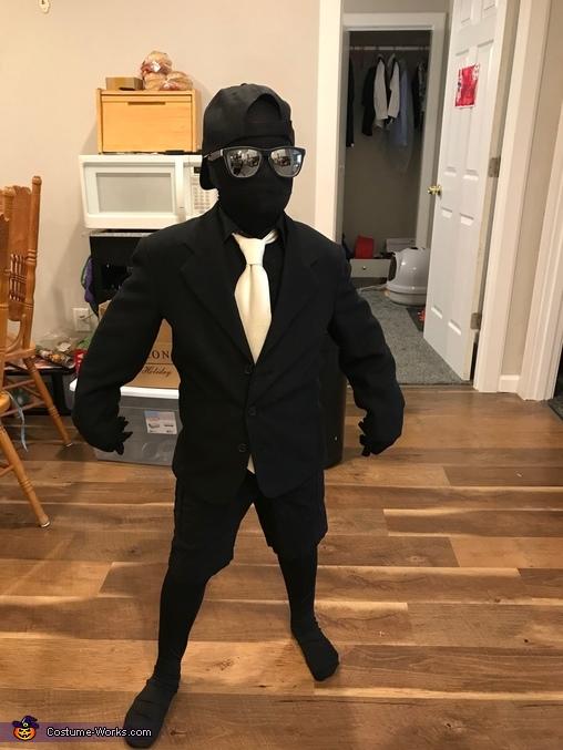 Family Fortnite Theme Homemade Costume