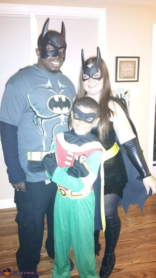 Family Heroes Costume