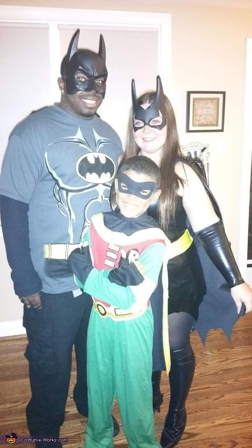Family Heroes Costume