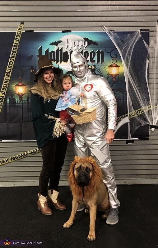 Family of Oz Costume