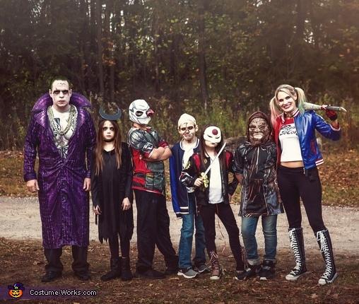 Suicide Squad Costume