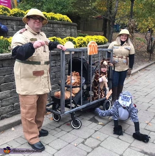 Family Zoo Costume