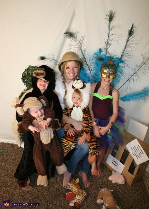 Bird Family Zoo Costume