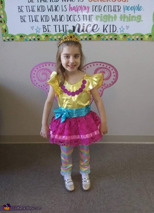 Fancy Nancy Costume Halloween Party Costumes