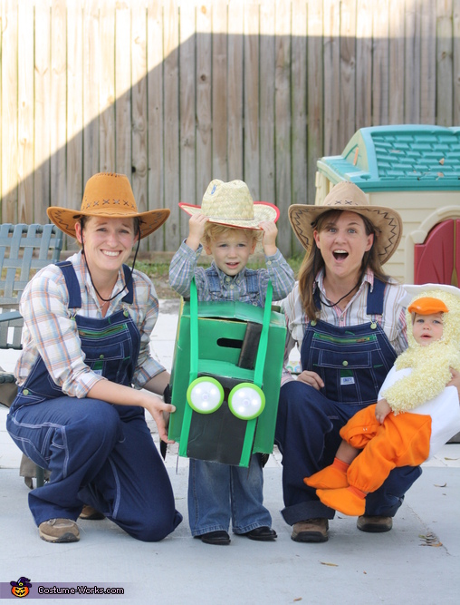 Farm Family Costume