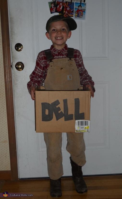 Farmer in the 'Dell' Costume