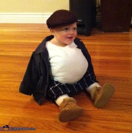 Fat Bastard Costume