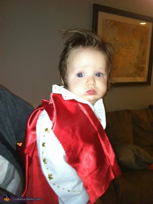 Fat Elvis Baby Costume