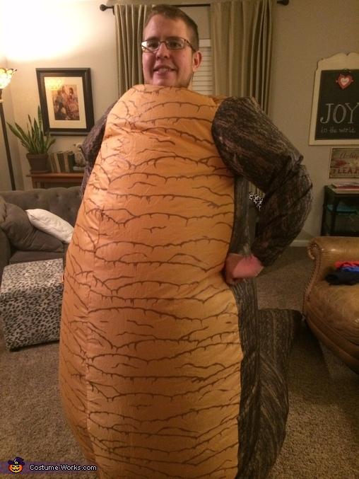 Jabba the Hutt Suit, Fat Medusa Costume