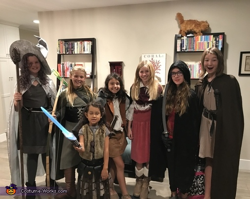 Female Fellowship Costume