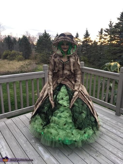 Female Oogie Boogie Homemade Costume