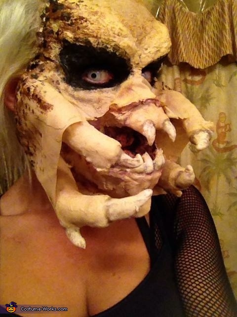 Profile, Female Predator Costume