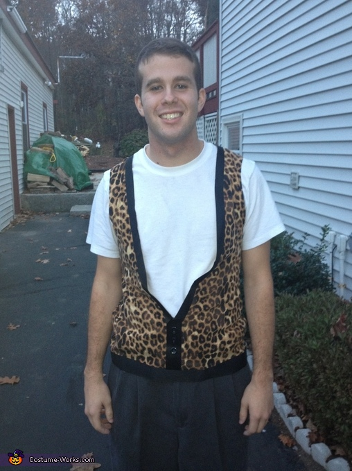 Ferris Bueller's Day Off Costume