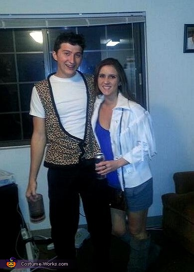Ferris Bueller and Sloane Costume