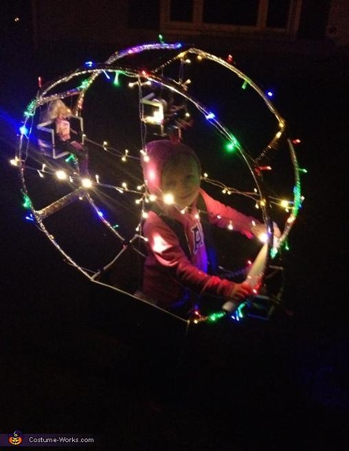 Ferris Wheel Costume Ferris Wheel Costume