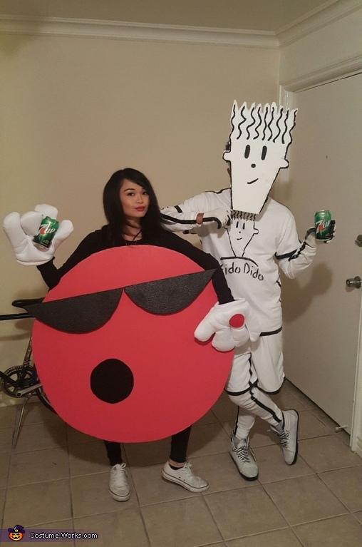 Fido Dido & Cool Spot Costume