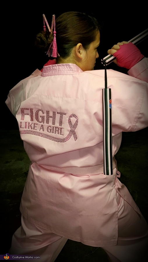 Fight it!, Fight Like a Girl! Costume
