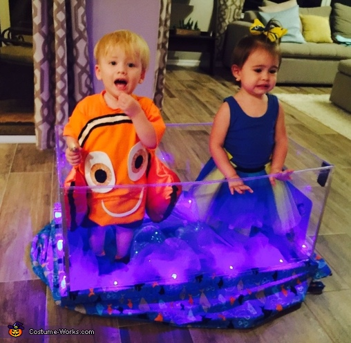 Best friends Nemo and Dory, Finding Dory Costume