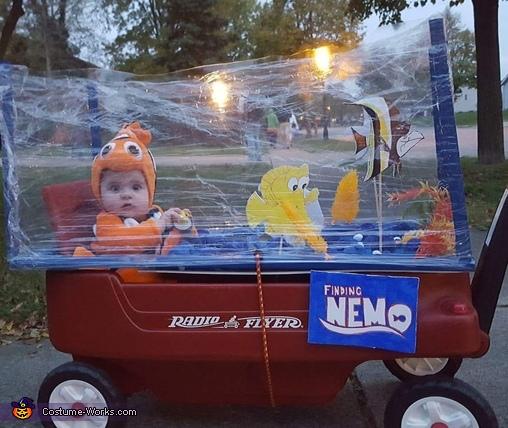 Baby Finding nemo, Finding Nemo Costume