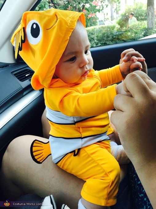 : finding nemo costume for baby  - Germanpascual.Com
