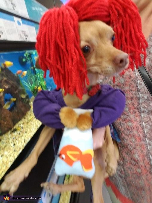 Finding Nemo Darla Dog Costume
