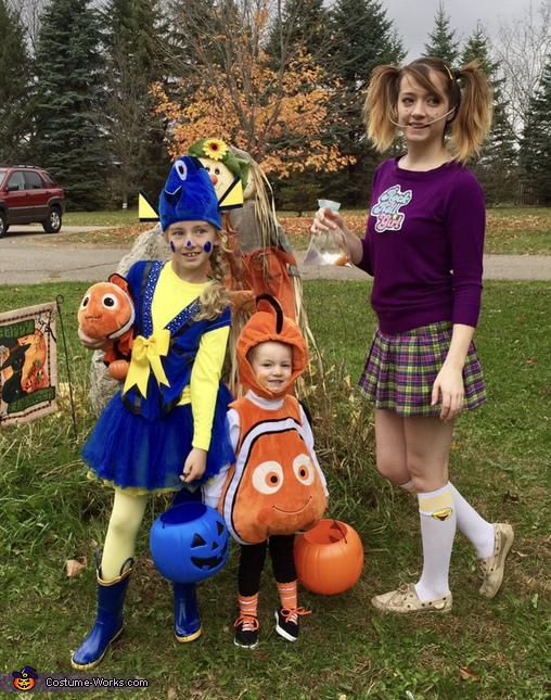 Finding Nemo Costume