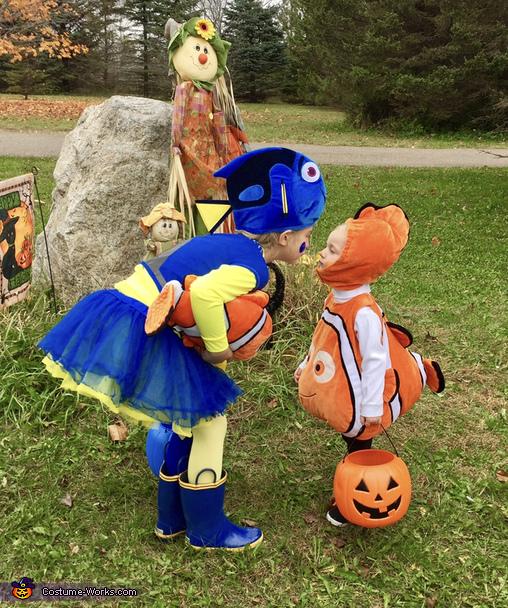 Dory & Nemo, Finding Nemo Costume
