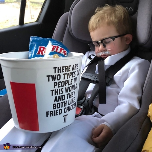 Chicken coma, Finger Lick'n Good Costume