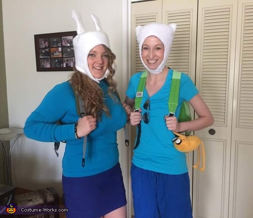 Finn and Fiona Costume