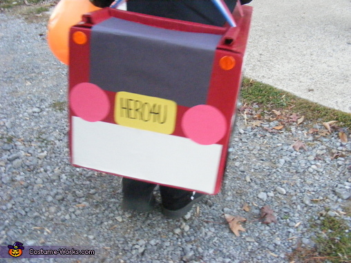HERO4U, Fire Engine Costume