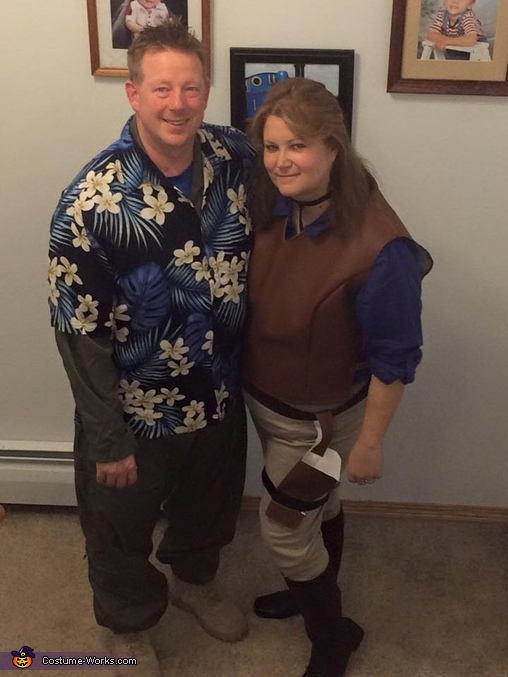 Shiny!, Firefly Family Costume