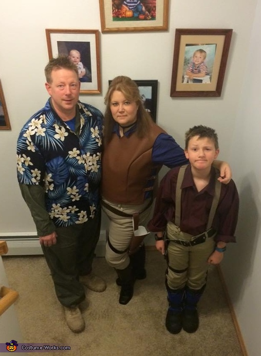 Firefly Family Costume