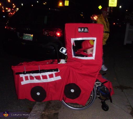 Fireman EJ Costume