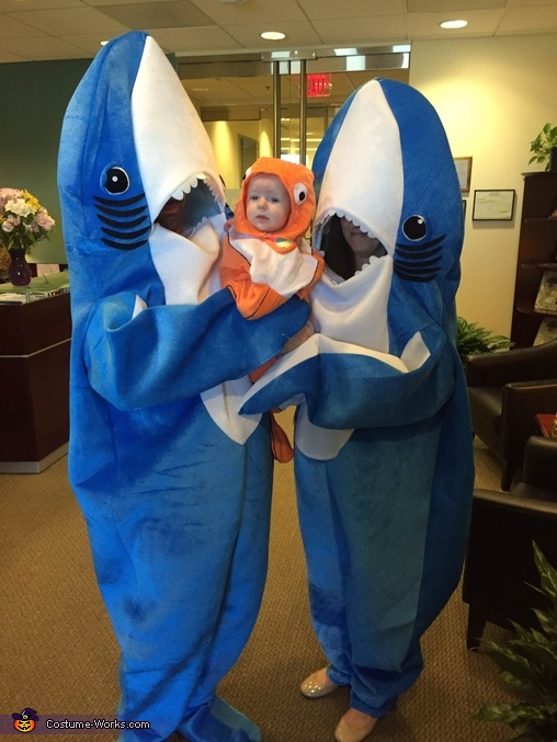 Fish Are Friends Not Food Costume