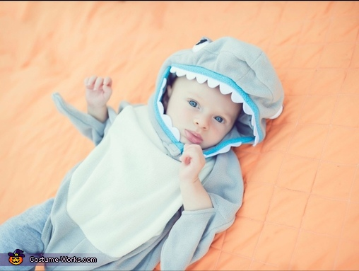 Happy shark, Fisherman and Shark Baby Costume