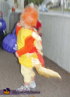 Fish - Homemade costumes for kids